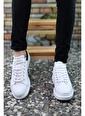 Riccon Süet Vizon Siyah Erkek Sneaker 0012360 Beyaz